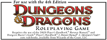 Compatible with D&D 4th Edition