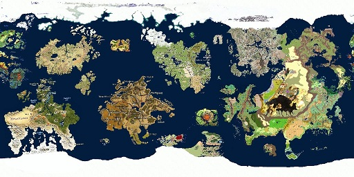 Argonnessen dungeons and dragons world maps pictures to pin on dungeons and dragons world gumiabroncs Image collections