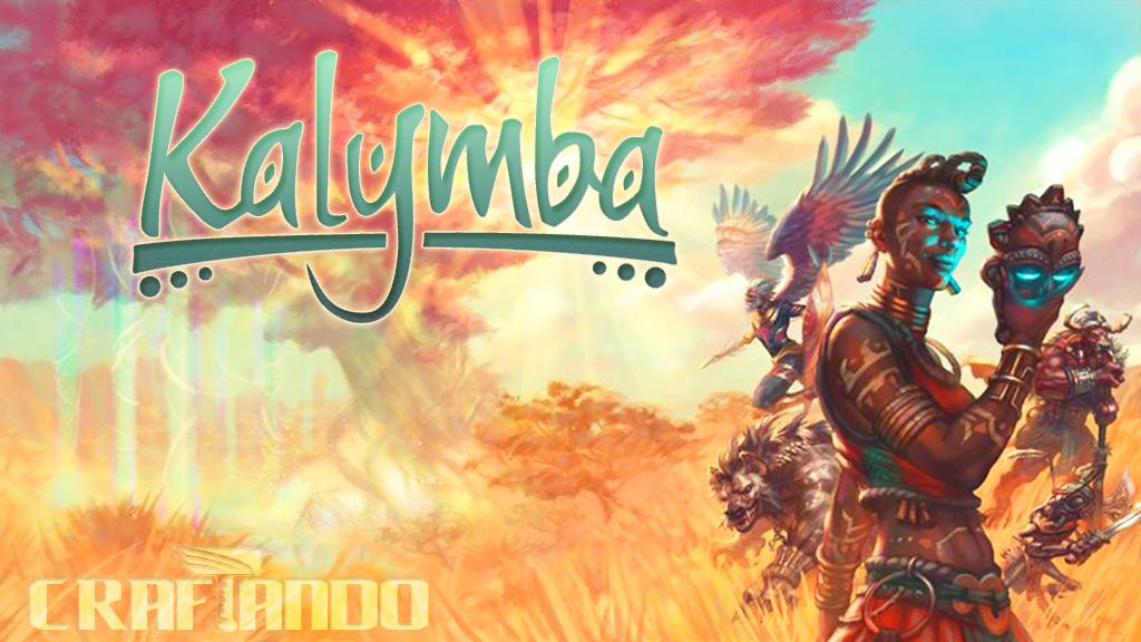 [Kickstater] Kalymba: African-inspired tabletop RPG