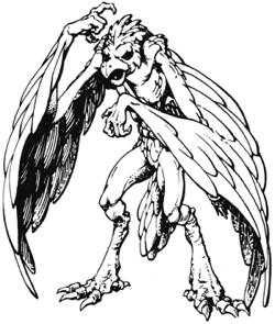 1. Aarakocra 1981 - Fiend Folio B.png