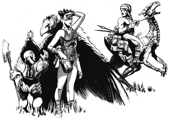 20. Aarakocra 1995 - Dark Sun Campaign Setting Expanded and Revised C.png