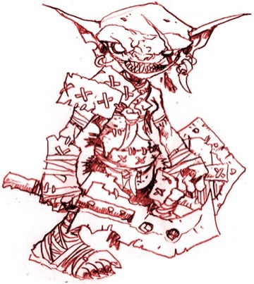 The Goblin - Pathfinder 2's Newest Ancestry!
