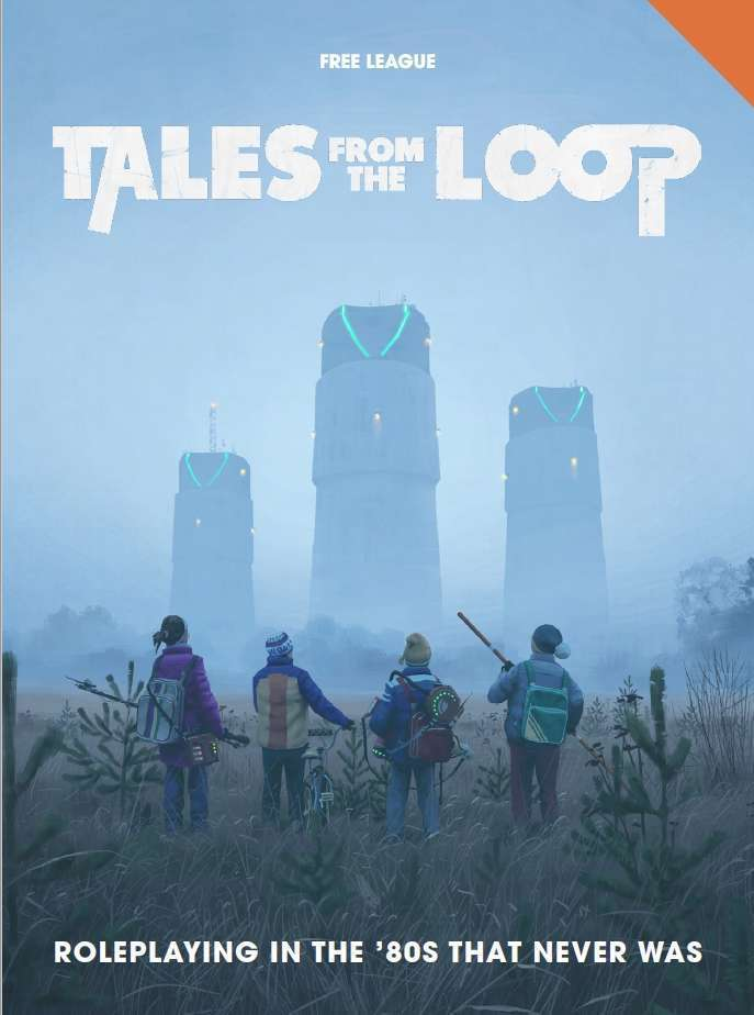 Tales from the Loop Is Free For One Day Only | Morrus' Unofficial Tabletop RPG News