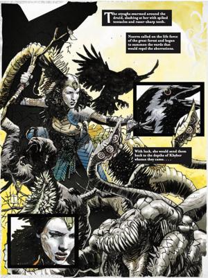 Monster ENCyclopedia: Otyugh