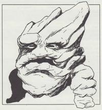 Monster ENCyclopedia: Galeb Duhr