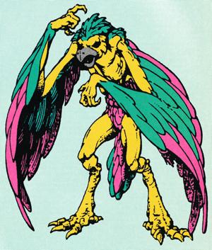 5. Aarakocra 1987 - Dragon 124.png