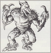 Monster ENCyclopedia: Hook Horror