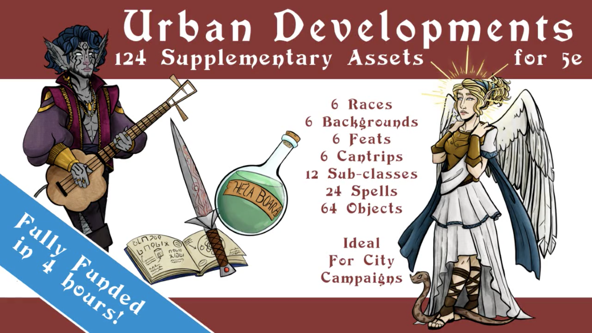 5e Urban Developments - Subclasses, Items, Races, & Spells.png