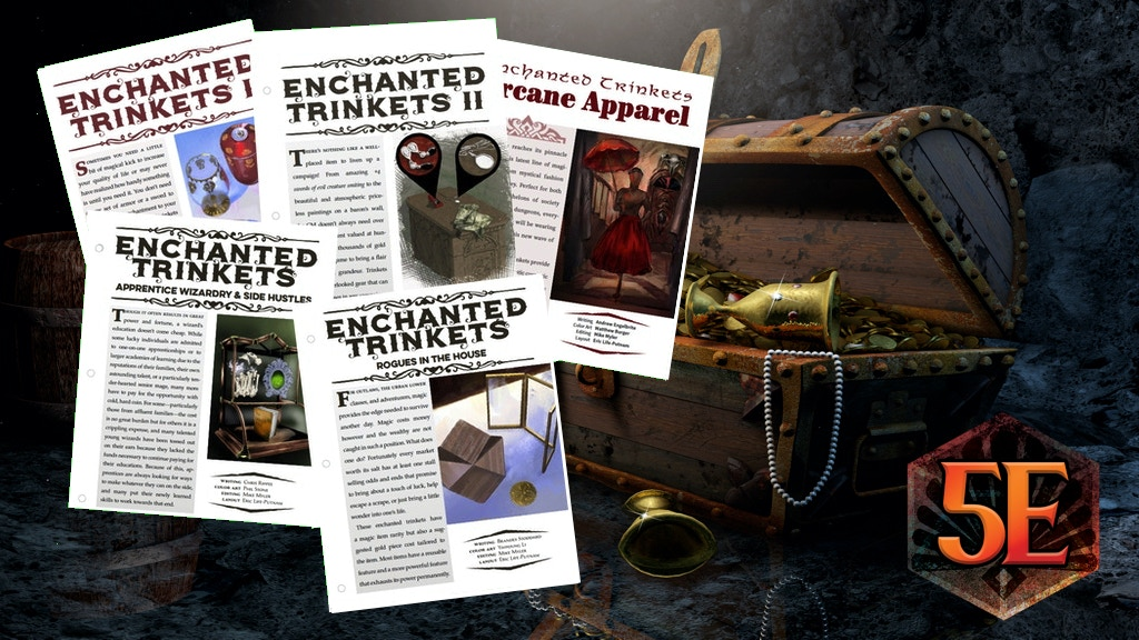 65 Enchanted Trinkets for D&D 5th Edition.jpg