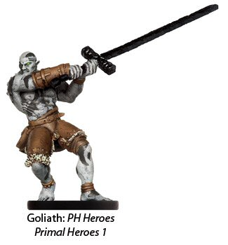 5e Ddpathfinder Minis Suitable For A Goliath