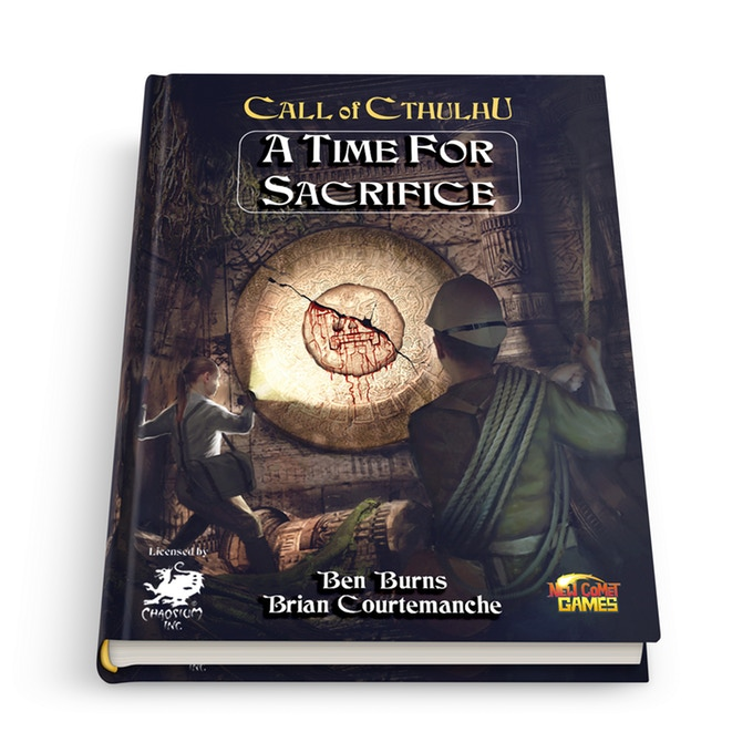 A Time for Sacrifice- A Call of Cthulhu Adventure.jpg