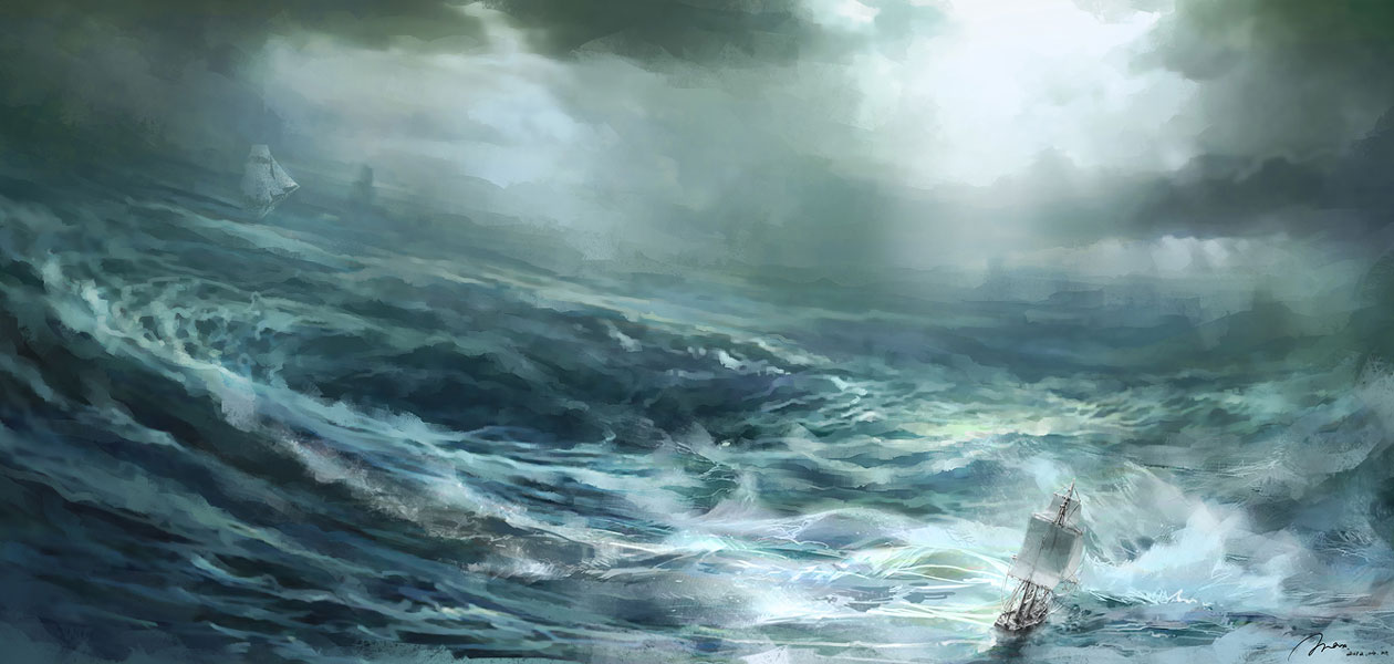 resources for an island-based campaign (D&D)