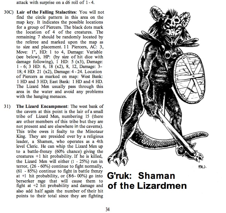 How do I justify a Lizardfolk Cleric in lore and RP? - Page 3