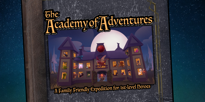 Academy of Adventures- D&D Online Summer Camp!.png