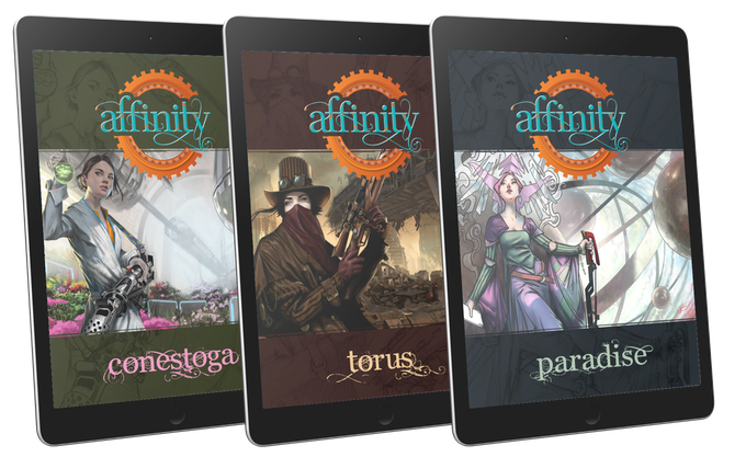 AFFINITY- Three sci-fi fantasy campaign settings for 5E.png