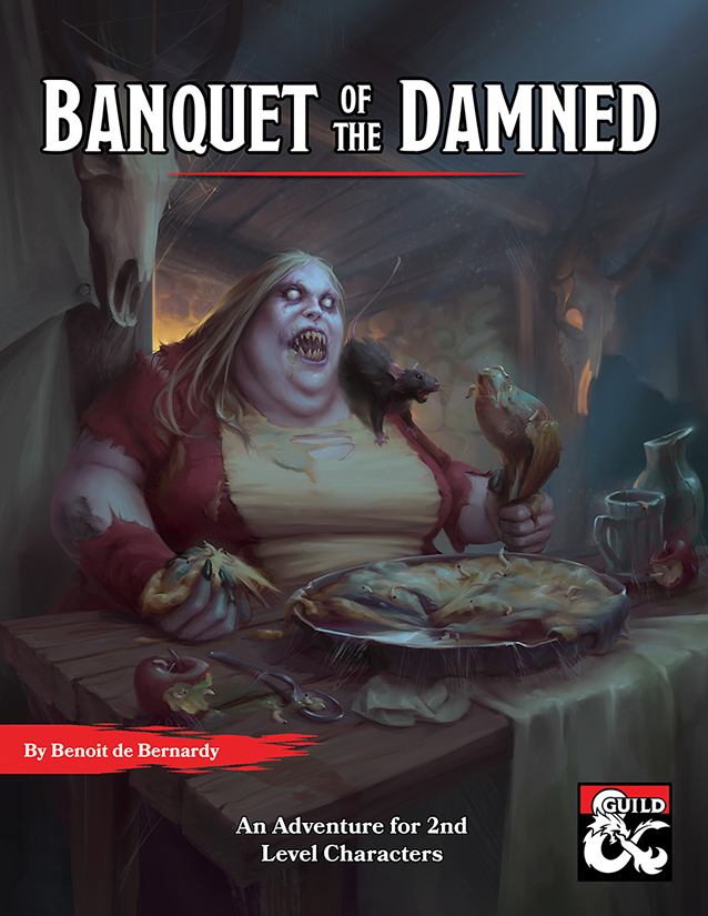 Cover of Banquet of the Damned