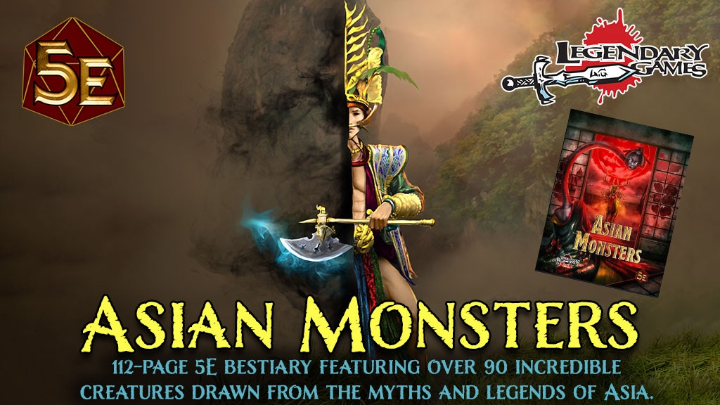 Asian Monsters- 90+ magnificent monsters for DnD 5E!.jpg