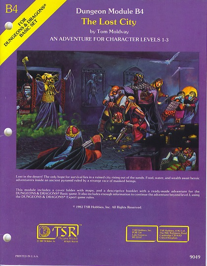 15 Best D&D Modules Of All Time | Morrus' Unofficial