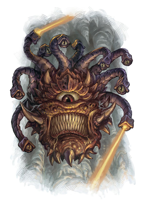 Monstruos de Rango S Attachment