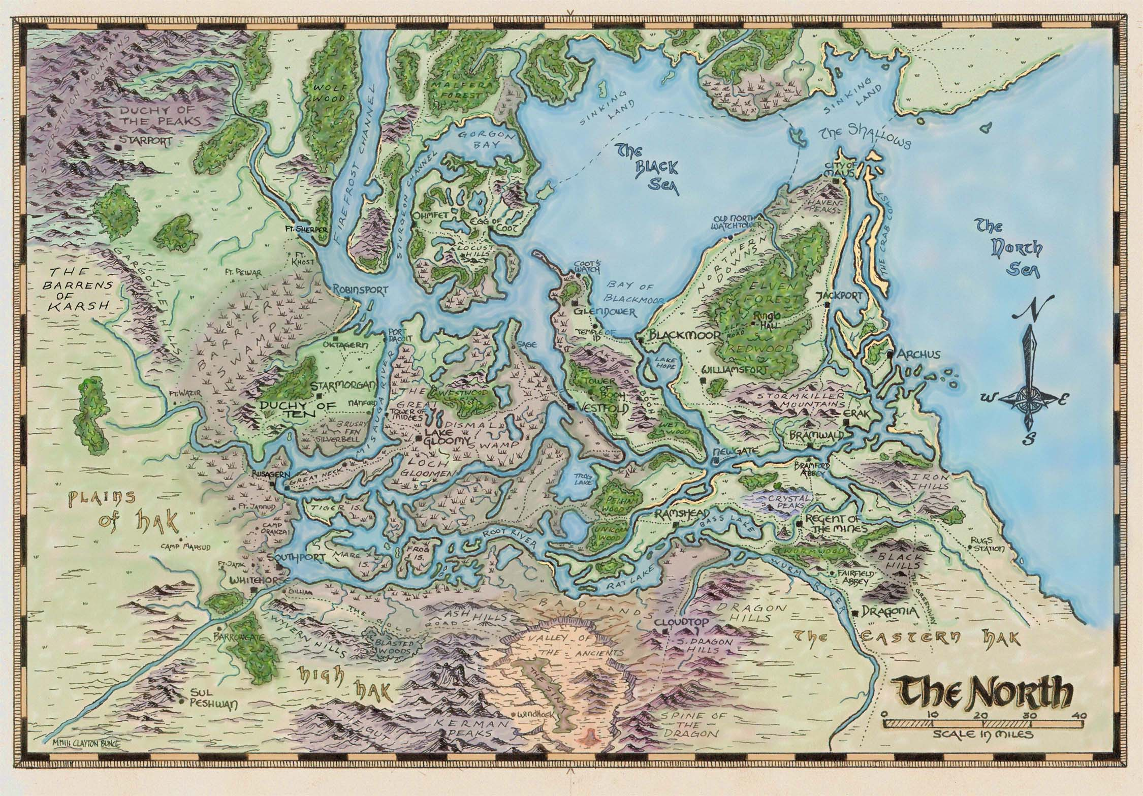 5e an atlas of the dd worlds name blackmoorsmallg views 8089 size 5633 kb gumiabroncs Images