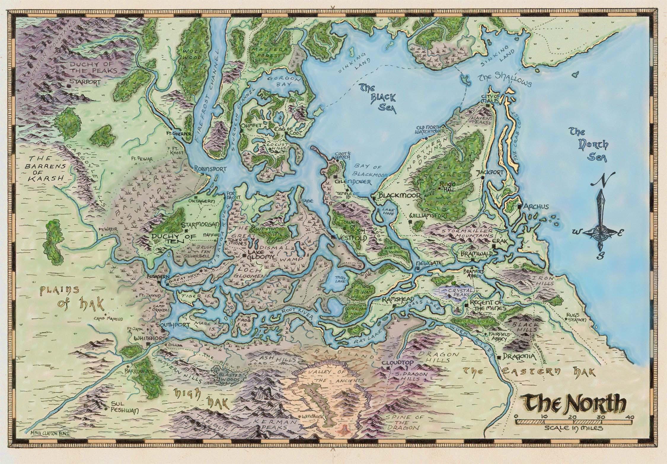 5e An Atlas Of The D D Worlds