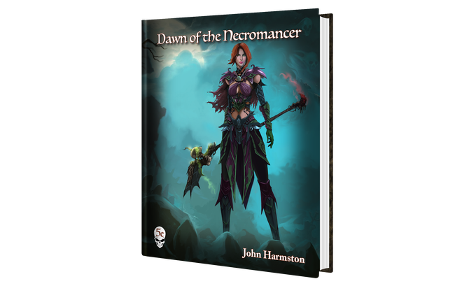 Dawn of the Necromancer - 5th Edition Adventure.png