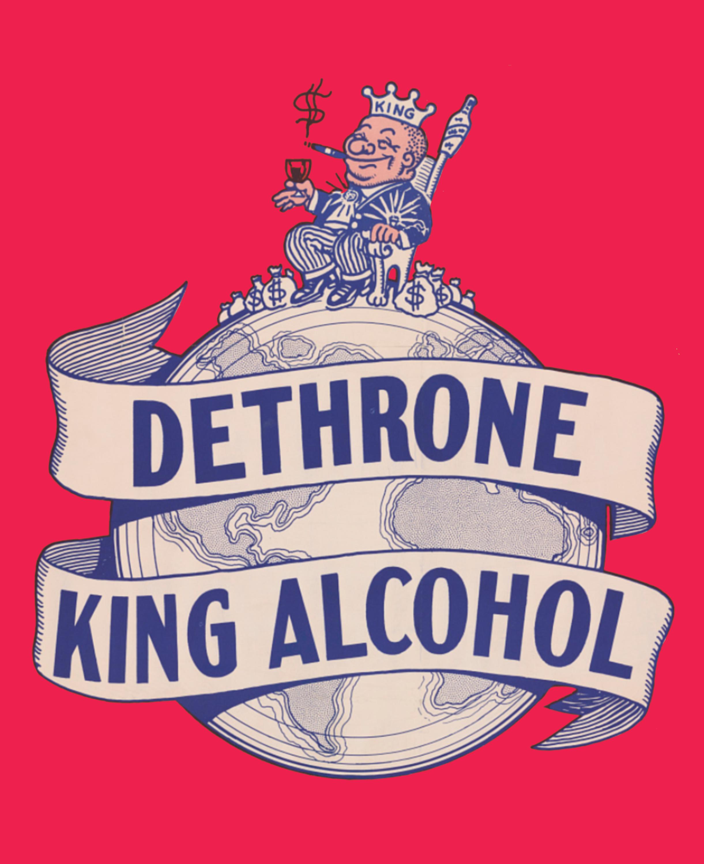 Dethrone King Alcohol - poste.png