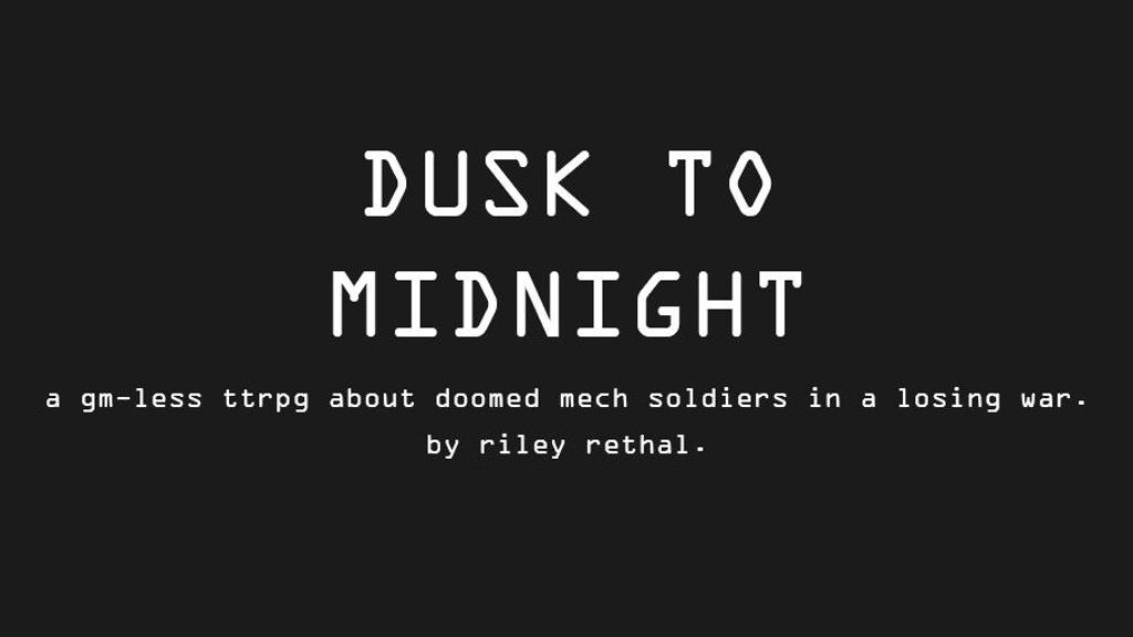 Dusk to Midnight.jpeg