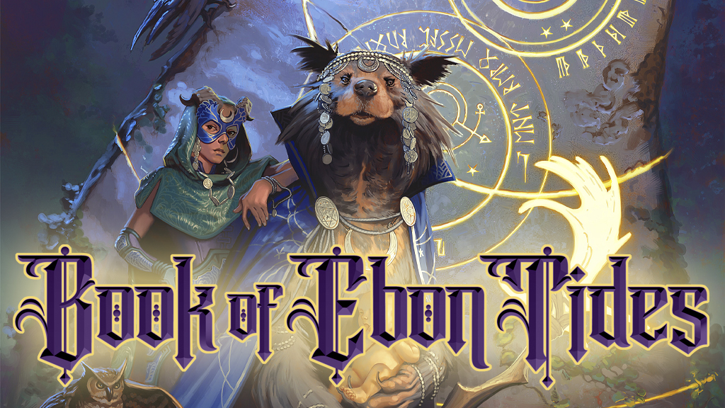 [Kobold Press] Book of Ebon Tides: 5th Edition enters the Plane of Shadow!