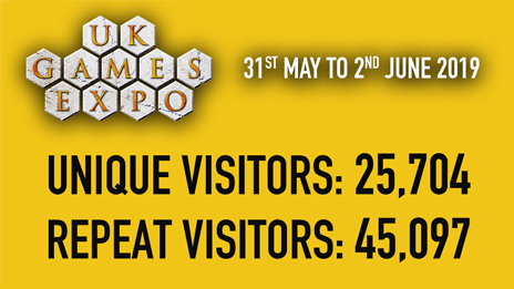 UK Games Expo Attendance Up 18%
