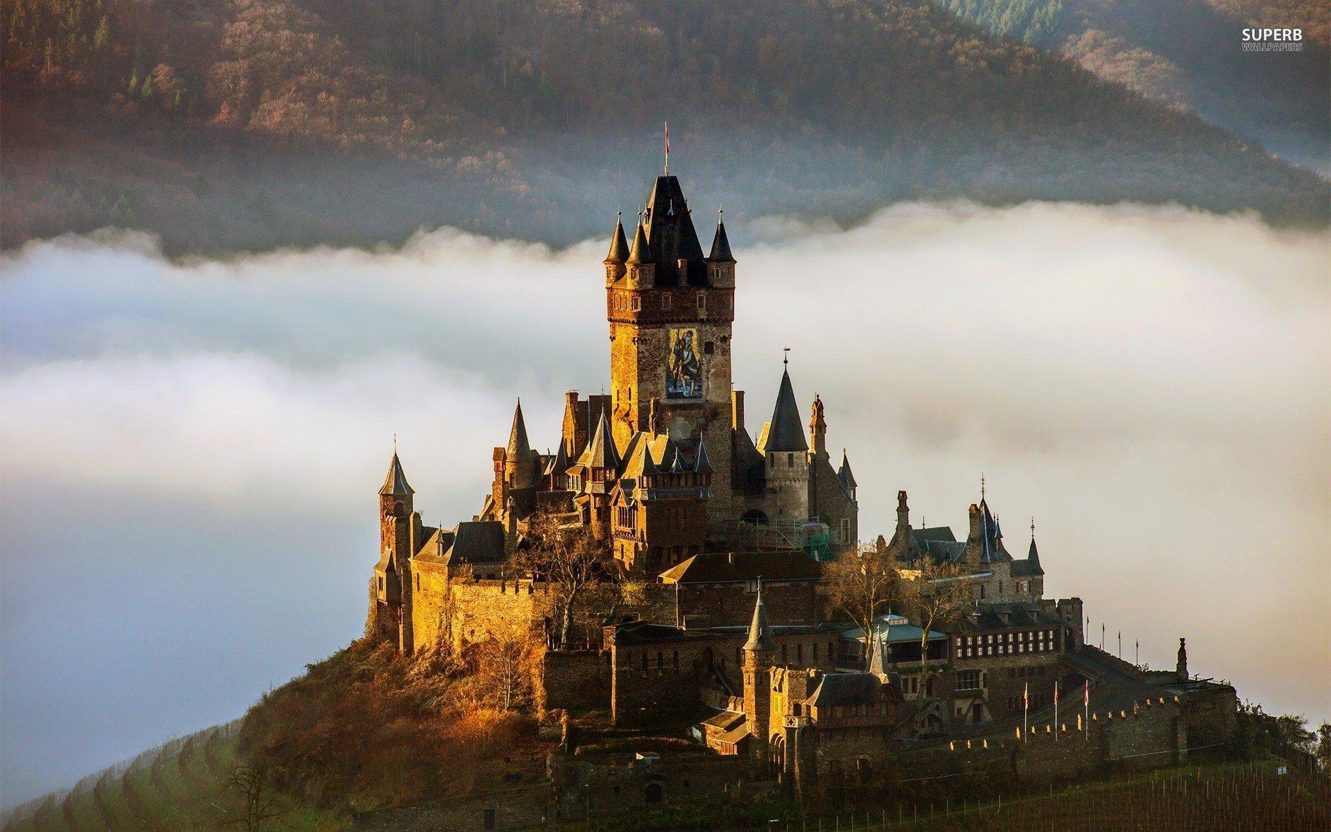 Germany, Rhineland-Palatinate, Cochem Castle2.jpg