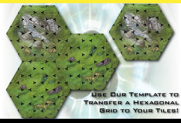 BattleHex: A Hexagon-Based Terrain System - Just 6 Days Left!