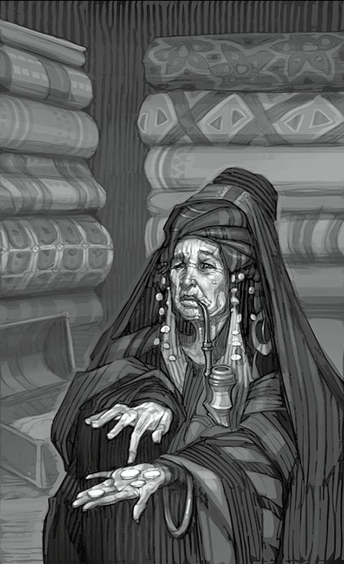 New Gothic D&D Storyline To Be Announced On Monday | Page 3