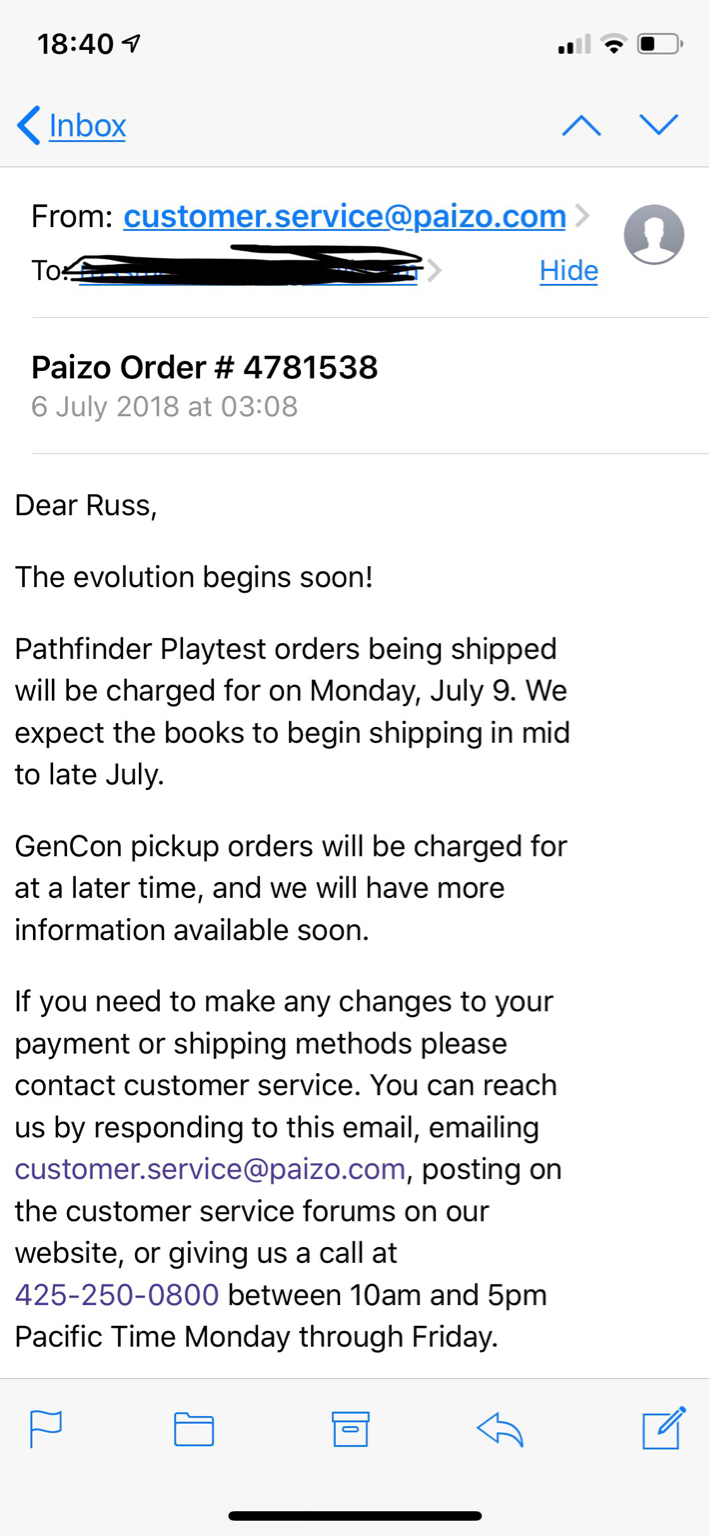 PF2 Pathfinder 2E playtest books are coming!