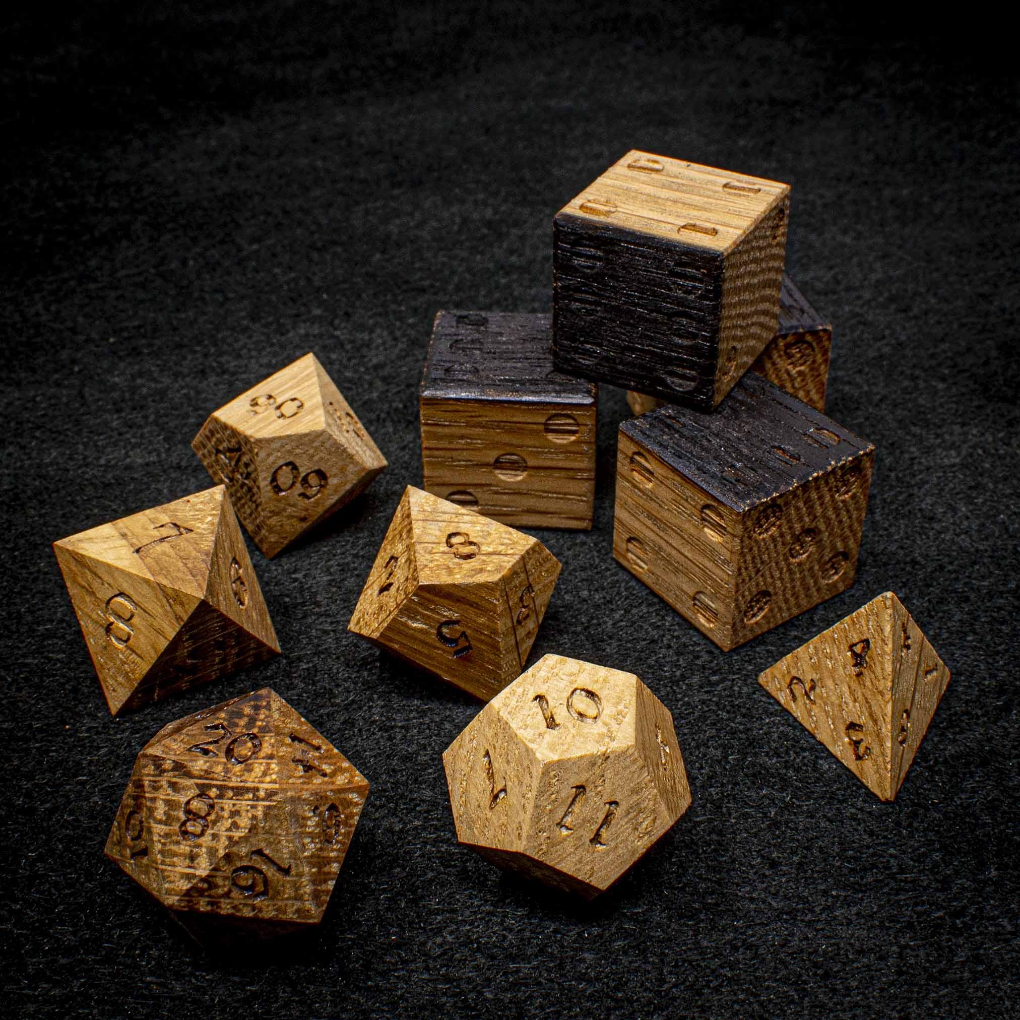 Jack-Daniels-Oak-Polyhedral-Dice-Set.jpg