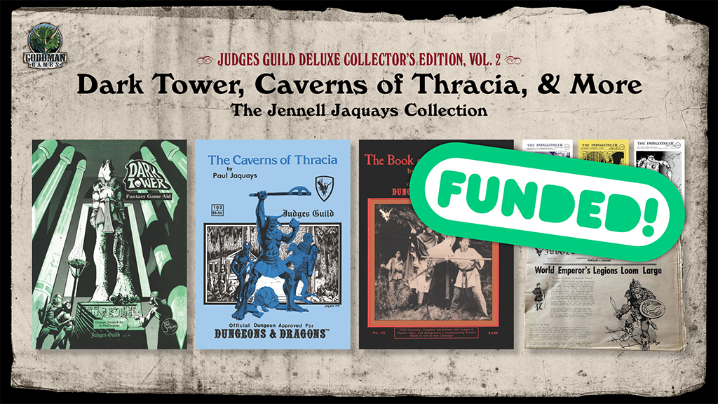 Judges Guild Deluxe- Dark Tower, Caverns of Thracia, & More.png