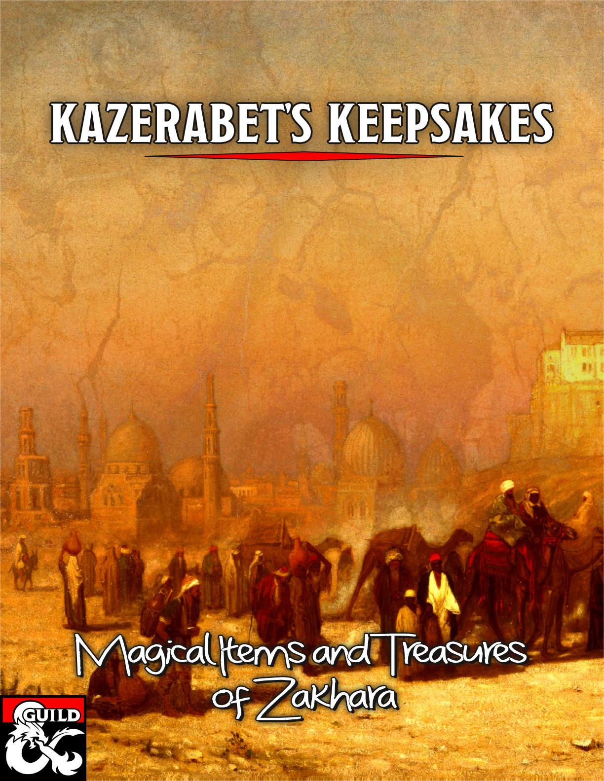 Kazerabet's Keepsakes Cover 3.jpg
