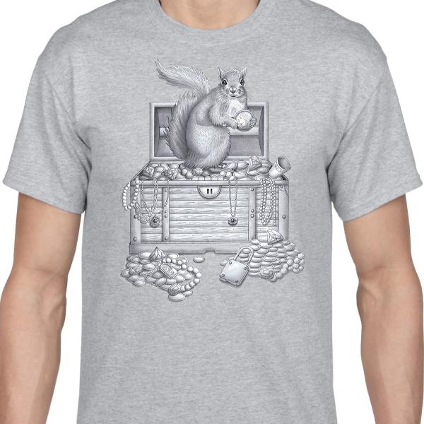 Kickstarter-T-Shirt-Color-Sport-Grey-with-Squirrel.jpg