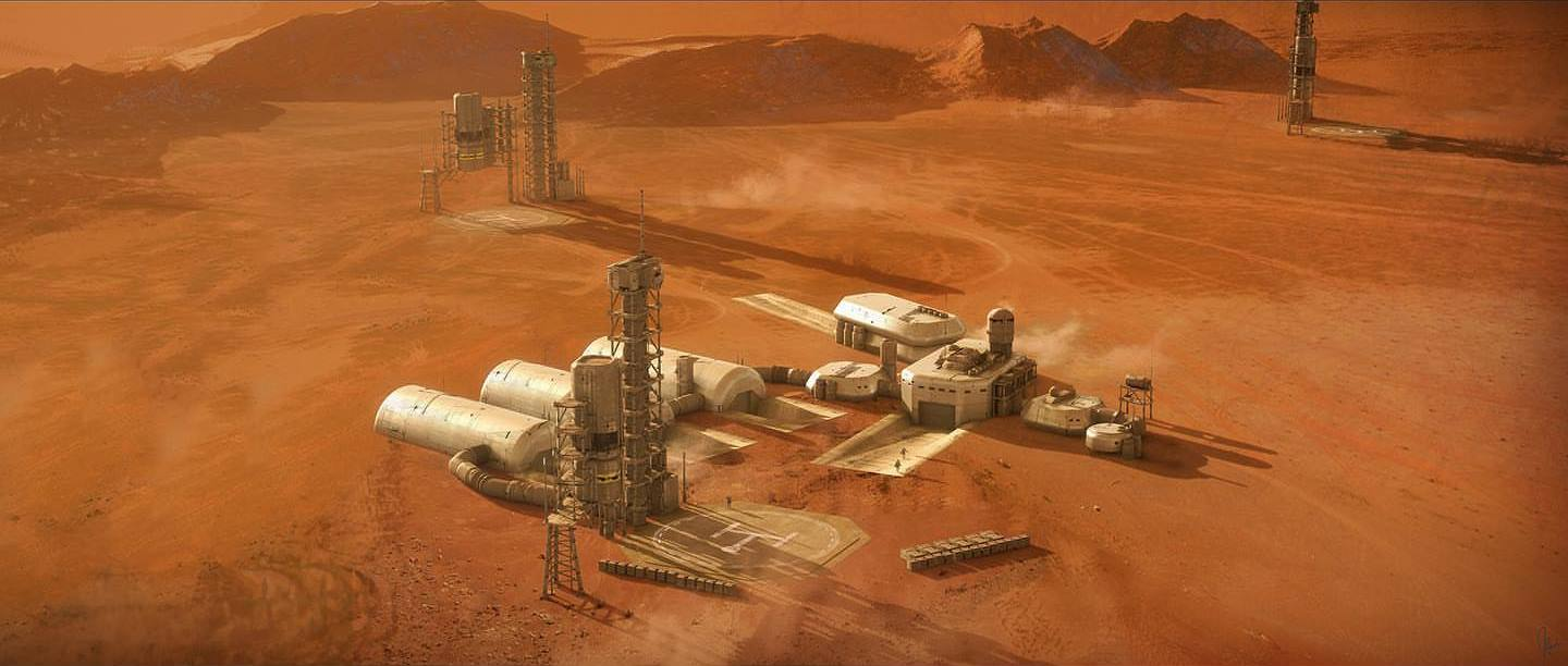 Mars base concept art for Ad Astra movie by Jonathan Bach.jpg