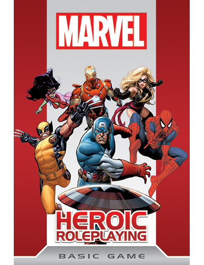 Marvel heroic role playing games Attachment