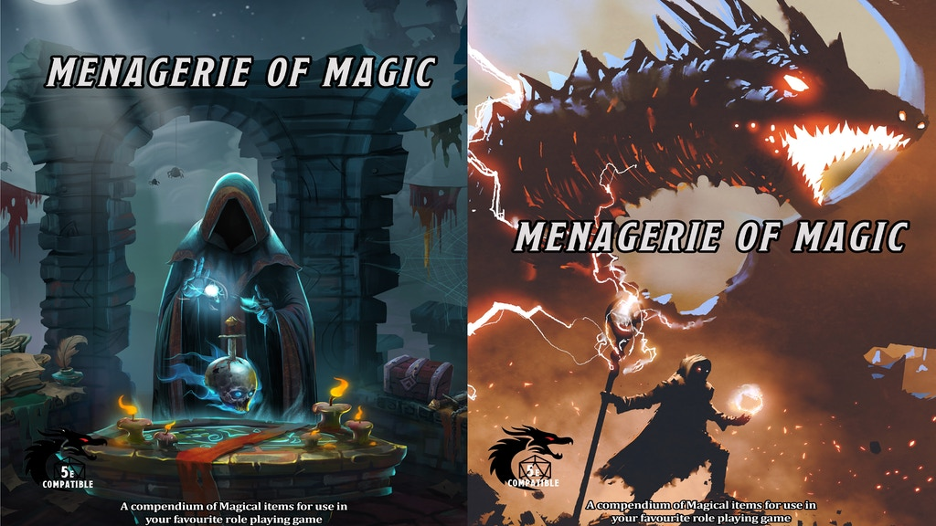 Menagerie of Magic- A collection of Magic items for DnD 5e.jpg