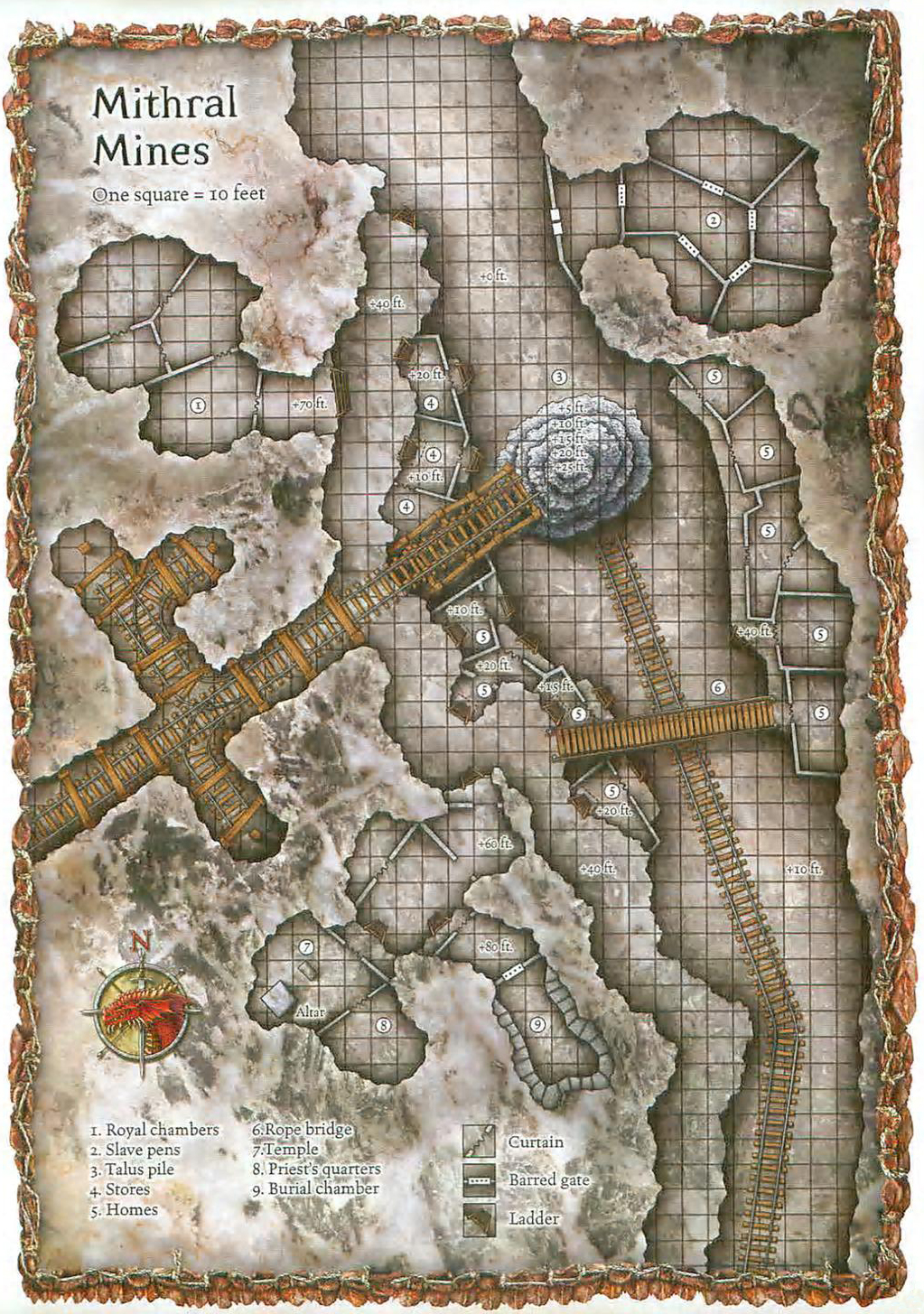 5E - Expanding Wave Echo Cave to bring PCs to 6th level