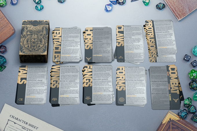 Monster Description Cards for Writers, Storytellers and GMs.png