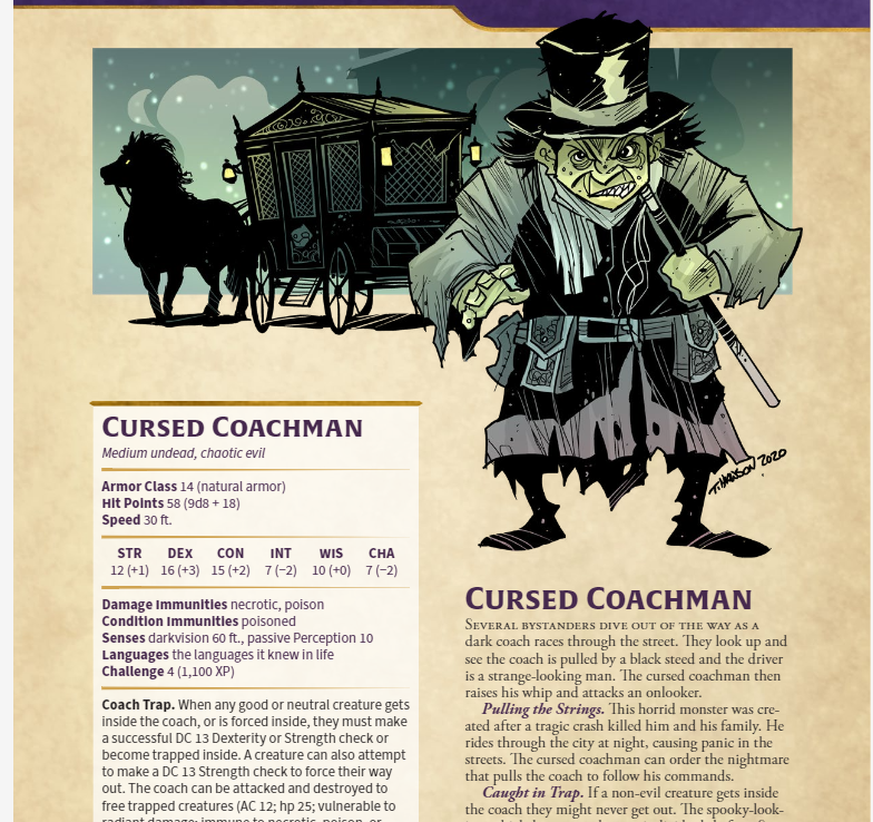 Monsters of the City Cursed Coachman.PNG