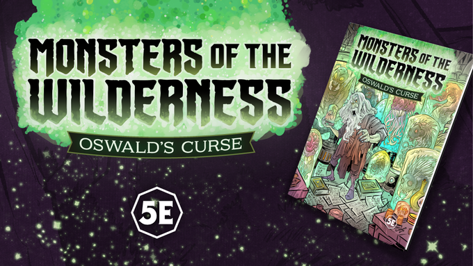 Monsters of the Wilderness for 5th Edition.png