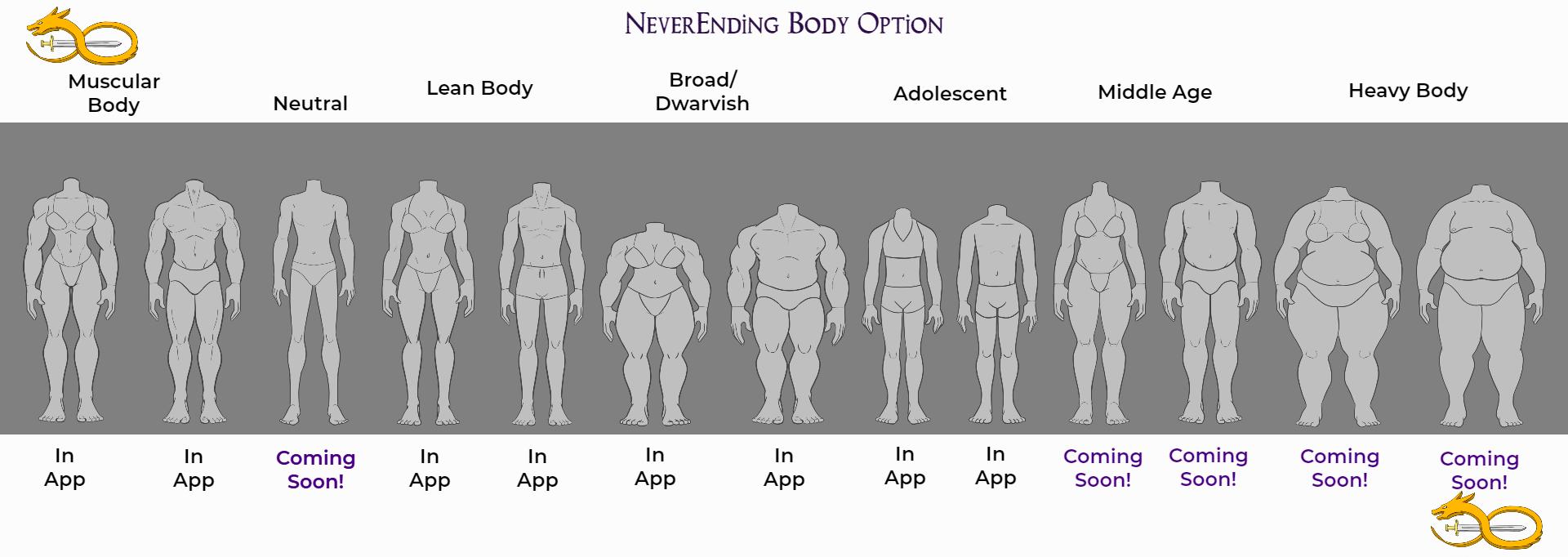 NeverEnding Full Body Line Up.png