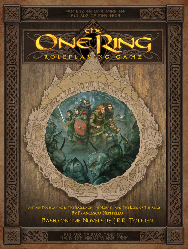 One Ring Roleplaying Game Review