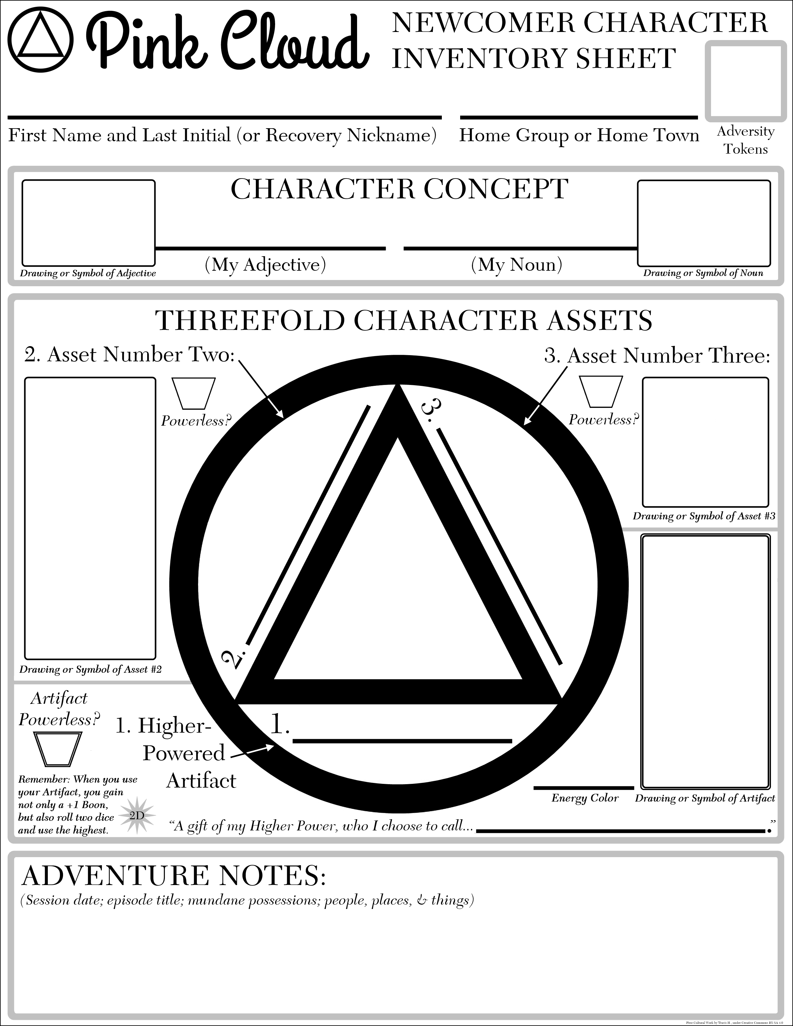 outline for KS - Pink Cloud Newcomer Character Inventory Sheet 4.2.png