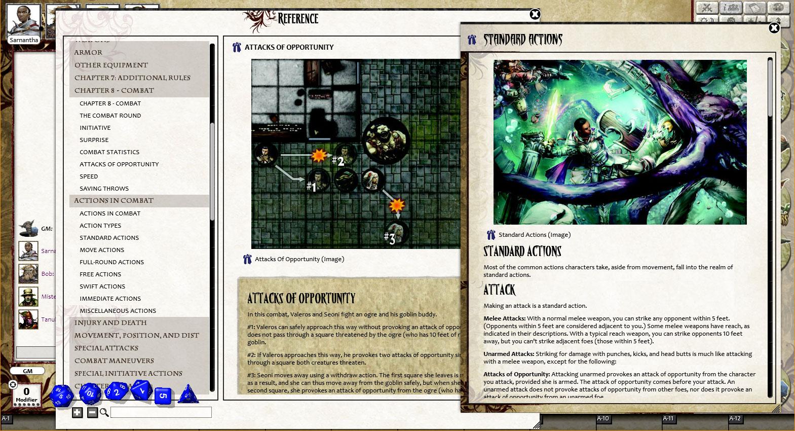 Pathfinder's On Fantasy Grounds