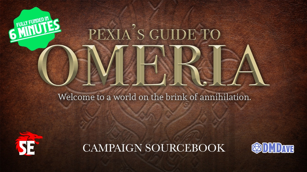 Pexia's Guide to Omeria Fifth Edition Campaign Sourcebook.jpg